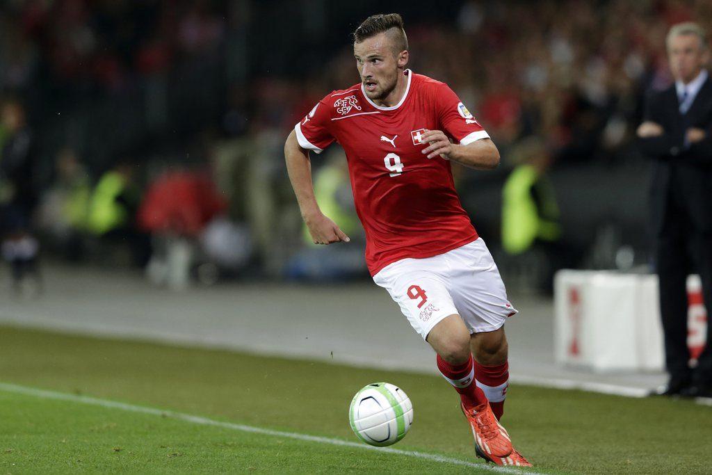Che Isl Schweiz Island Qualifikation Gruppe E Fifa Wm 2014 Wm